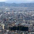 杜の都 仙台市街